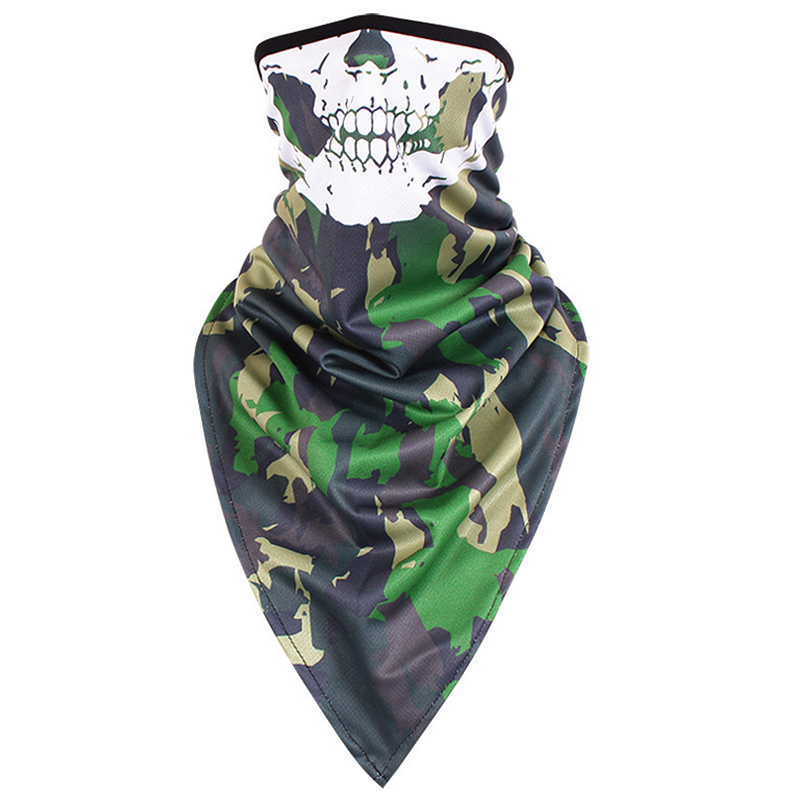 Raid The Special Arms Tactic Human Skeleton Speed Beanie Outdoor Sport Cycling Ventilation Mask Neck Set Quick-drying Beanie a farewell to arms the special edition