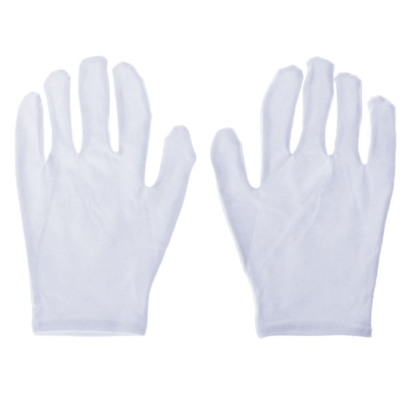 1 Pair Skin Care Exfoliating Hand Mask Soften Skin White Moisturizing Anti-drying Nourishing Spa Gloves