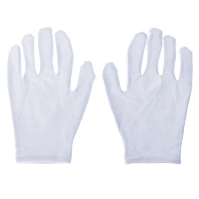 1 par de cuidado de la piel exfoliante máscara de mano suavizar la piel blanco hidratante Anti-secado nutritiva Spa guantes