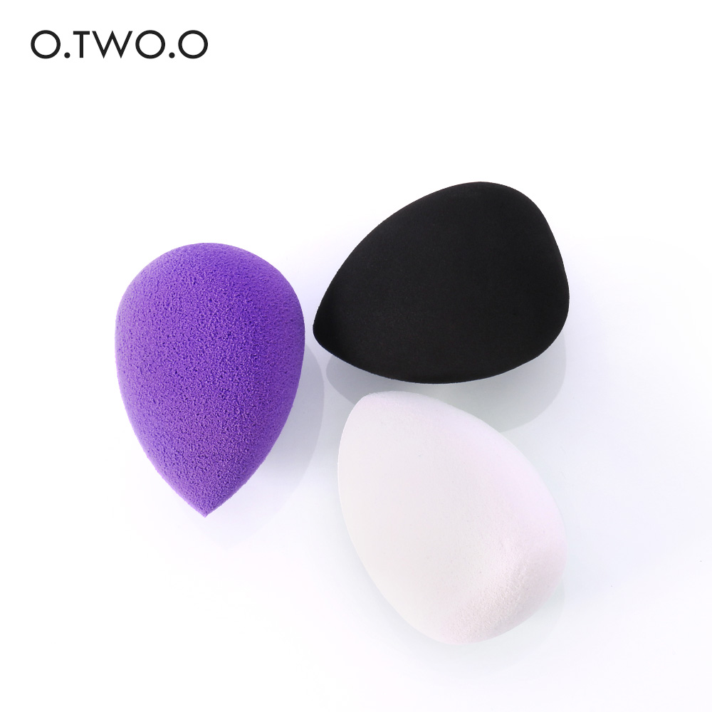 O.TWO.O 1pc Water Dropped Makeup Foundation Sponge Water Blender Blending Cosmetic Puff Powder Smooth Water drop