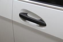 Carbon Fiber Door Handle Cover For Benz A B C E S GLA GLK CLA CLS GL GLS Class W176 W246 W218 R176 W204 W117 W212 X156 X166