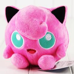 1 шт. 13 см Jigglypuff плюша мягкие игрушки Животные Детские куклы отличные рождественские подарки для детей