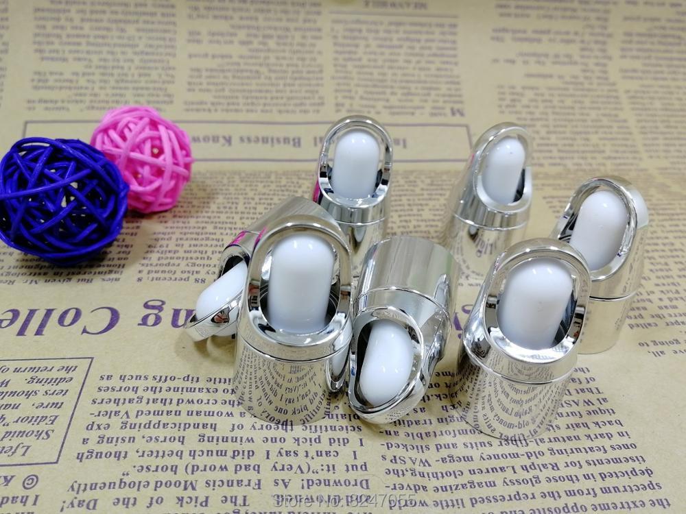 50Pcs 100Pcs200Pcs500Pcs Silver Electrified Aluminum Basket Cap for Essential Oil Bottle, 18mm Neck Size Bottle Cap of 5ml-100ml e cap aluminum 16v 22 2200uf electrolytic capacitors pack for diy project white 9 x 10 pcs