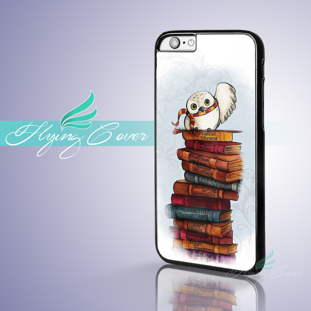 Coque Capa Owl Harry Potter Fundas Phone Cases for iPhone X 8 8Plus 7 6 6S 7 Plus SE 5S 5C 5 4S 4 Case for iPod Touch 6 5 Cover.