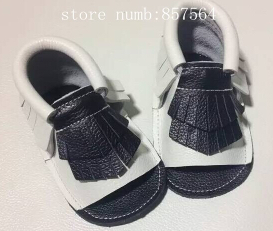 2017 new Designer Summer Style Cow Leather Baby Moccasins Baby Shoes Tassels Baby Girls boys shoes Toddlers Baby Sneakers