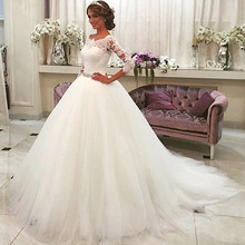 BONJEAN Ball Gown Wedding Dresses 2019 Bridal Gowns