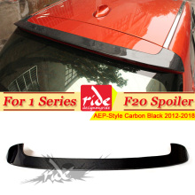 F20 Rear Roof Spoiler wing Carbon Fiber P-Style Fits For BMW 1 Series 118i 120i 128i 130i 135i rear trunk 2012+