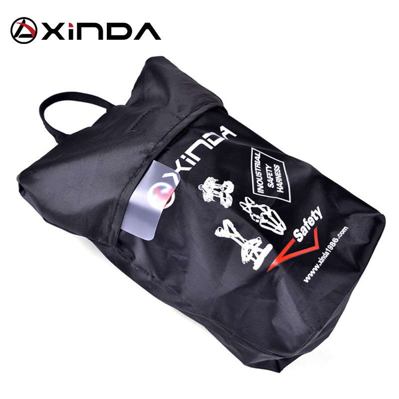XINDA harnais d'escalade professionnel ceinture de sécurité complète Anti-chute équipement de protection d'altitude - 4