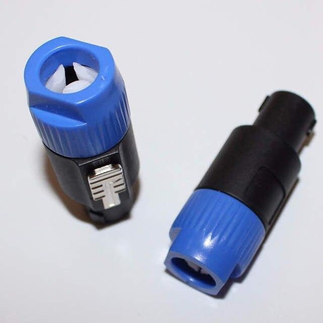 Online Shop 1pcs Professional NL4FC Four Core Speaker Connector