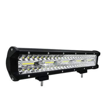 15 Inch 300W Led Light Bars Spot Work lights for Offroad Off Road Car Tractor Truck 4WD Truck SUV ATV Driving 12V 24V