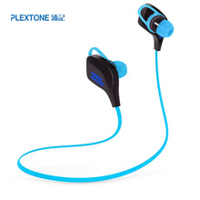 PLEXTONE Bluetooth 4.1 Sports Earphone Wireless Stereo Bass Headset Support Voice Prompt Multipoint Connection With Microphone