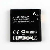 Originale LG IP-550N Batteria per LG KV700 S310 GD510 GD880 mini 900 mAh