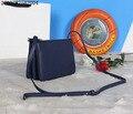 Бесплатная доставка высокое качество с Дизайнерский бренд ЛОГОТИП Кожа сообщение сумки и женские сумки для путешествий, D бренд сумки