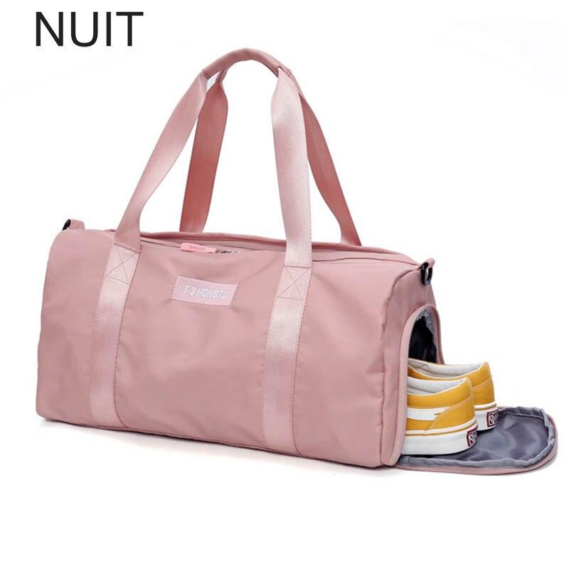 Mens Travel Bags Large Capacity Travel Bags Hand Luggage Large Capacity Handbags Travel Duffle Bags Fashion Men Folding Bag