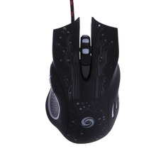 3200DPI LED Optical 6D font b USB b font Wired Gaming Mouse Game Pro Gamer Mice