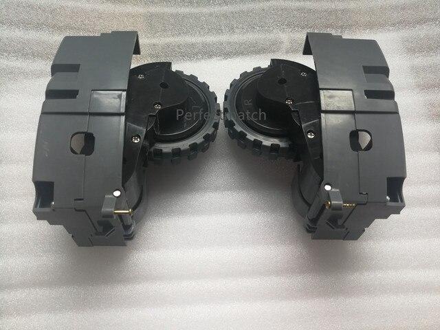 وحدة العجلة اليمنى اليسرى لـ Robot Roomba 680 690 800 900 series 880 870 871 885 980 860 861 875 جهاز آلي لتنظيف الأتربة