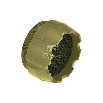 Целевая оптика Killflash/Kill Flash для LPHM Mark4 3x24 с красным/зеленым сетка охотничий прицел с подсветкой (черный/загар) Mark 4 HAMR