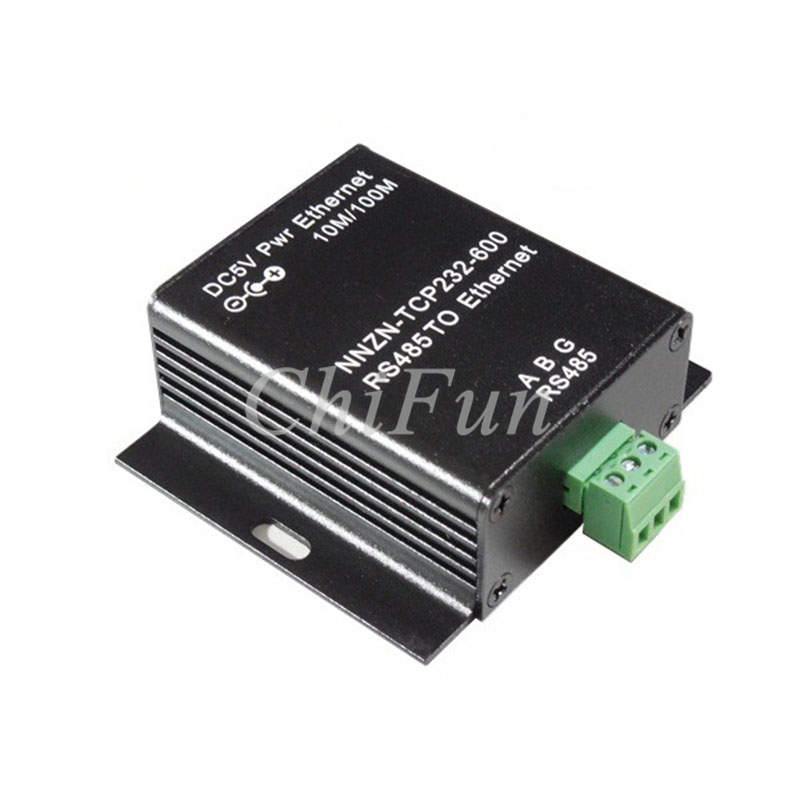 485 serial port server RS485 to Ethernet Server Converter TCP//IP Built-in adapt