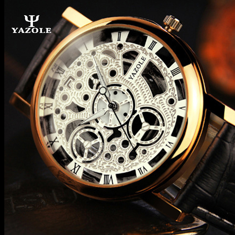BUMVOR NEW Mens Watches Gold Skeleton Men Quartz Watch Luminous Wristwatches Male Clock Wrist Watch Quartz-watch erkek kol saati keep in touch hand clock men watch luxury calendar black quartz mens wristwatches brand fashion luminous erkek kol saati
