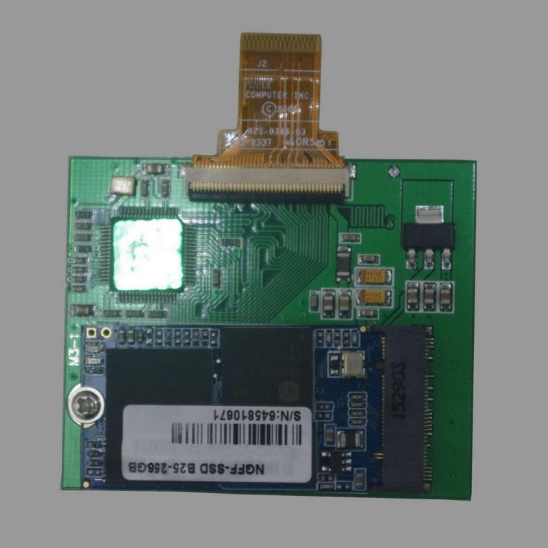 Для iPod classic 7th 256GB 1,8 короткий SSD чип с чехлом Замена MK1634GAL MK8010GAH и для iPod video