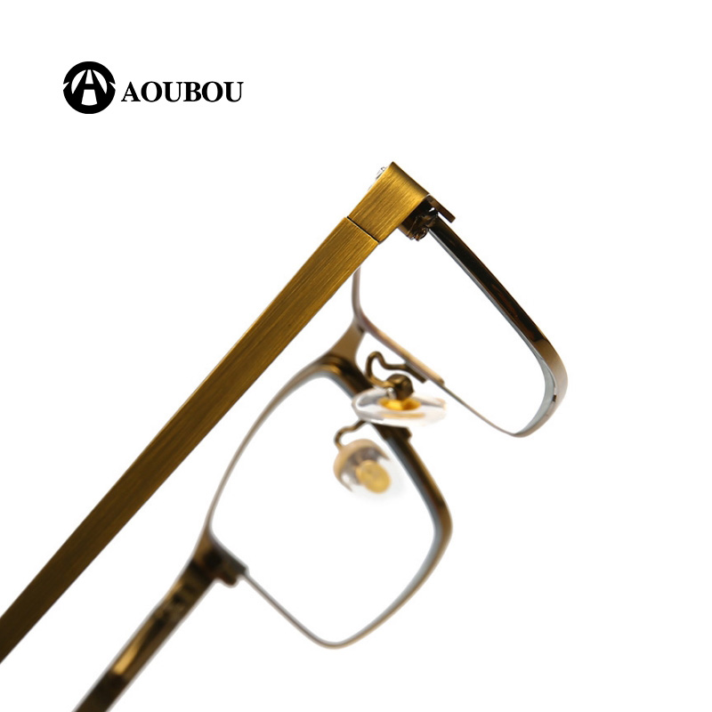 Intelligent Photoreceptor Photochromism Far and near use Indoor outdoor Double light Reading glasses Unisex Anti blue