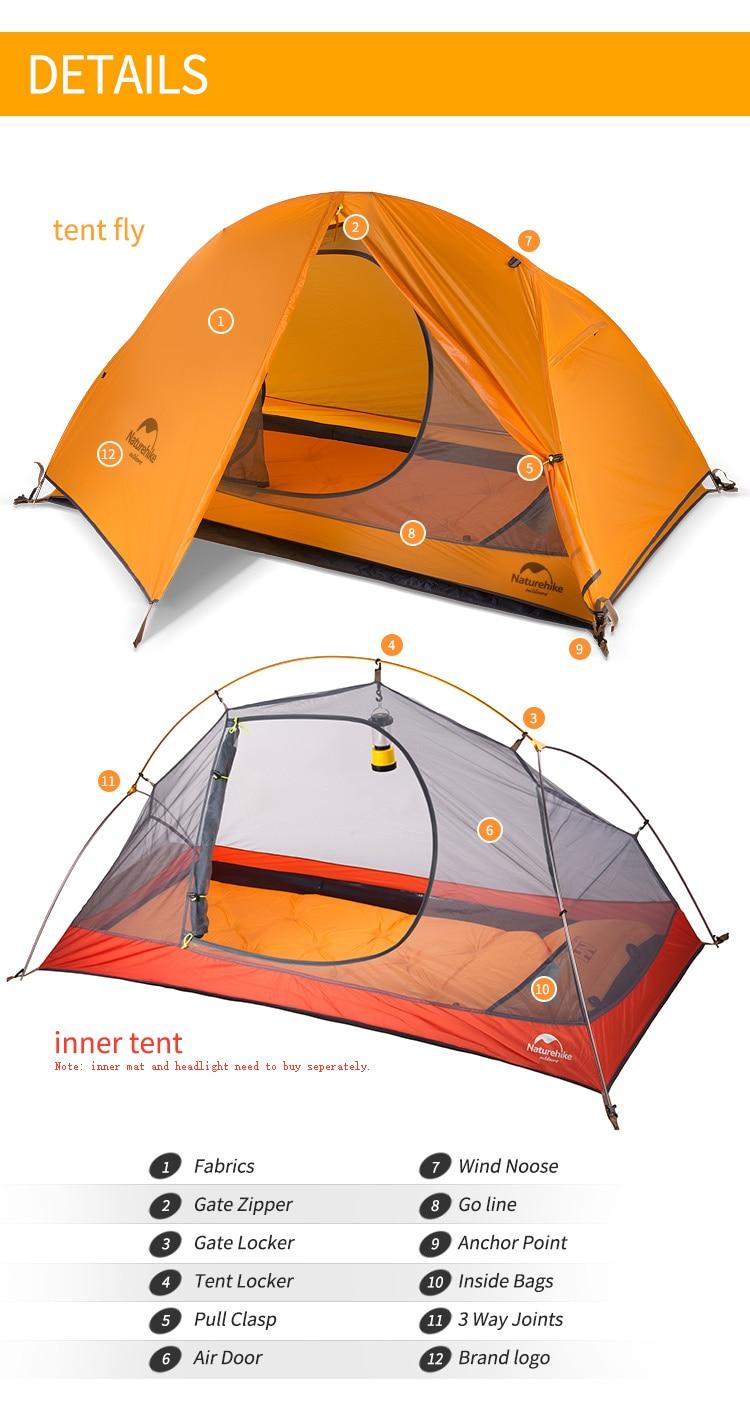 prova dwaterproof água única tendas