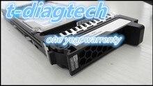 """Бесплатная доставка, оптовая продажа, сервер жесткого диска 99.9% новый, 600 г 10 К SAS 2.5 """"HDD ETND6HC CA07339-E523"""