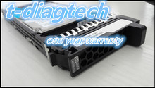 Free ship ,whole sale,Server hard disk drive 99.9% new , 600G 10k SAS 2.5″ HDD ETND6HC CA07339-E523
