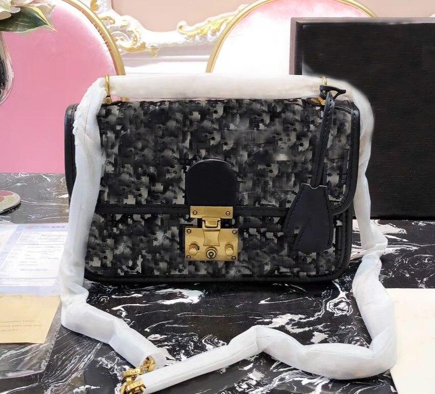 Behappy RX336 2018 New Women Luxury Floral Handbag Fashion Brand Designer Ladies Shoulder Crossbody Bag Female Messenger