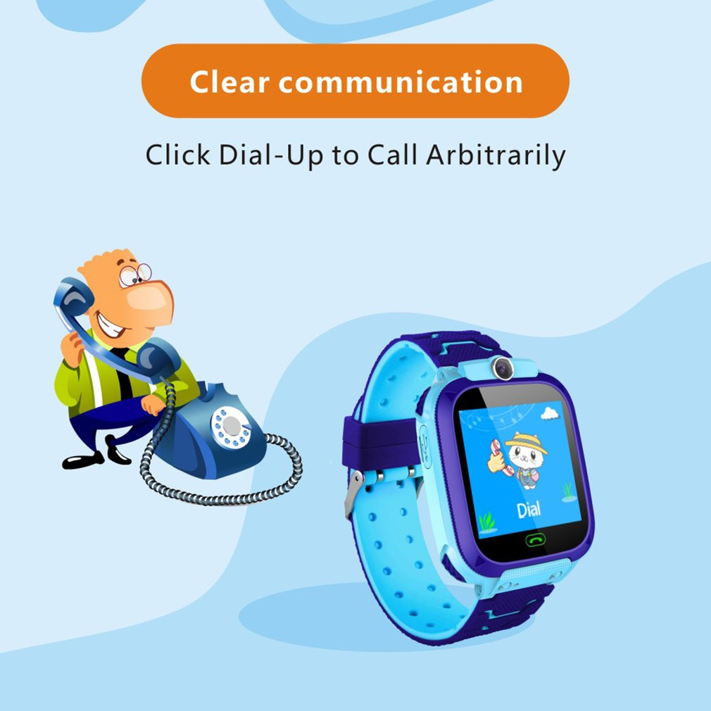 S9 Base Station Positioning Children Smart Watch Heart Rate Monitoring Sleep Monitoring Kids Safe Watch For Dropshipping A Wide Selection Of Colours And Designs Watches