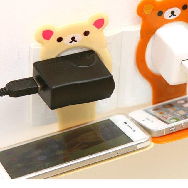 Podstawka ładująca miś różne modele iPhone 5/6  Samsung S7 Edge