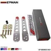 EPMAN-для Acura RSX DC5 02-06 Задняя Нижняя Управление рука алюминиевый ДМС втулки подвески JDM EP-BB08ES-SK2