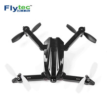 Foldable Mini Selfie Drone Flytec T13S 3D Foldable Arms RC Quadcopter with 720P Wide Angle HD Camera quadcopter Rc helicopter