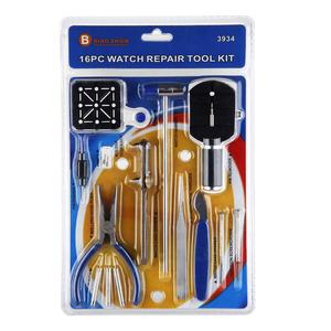 15 Pieces Of Watch Repair Tool