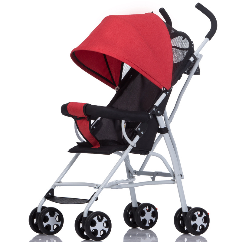 4kg super lightweight baby stroller folding umbrella baby stroller shock absorber child stroller baby stroller