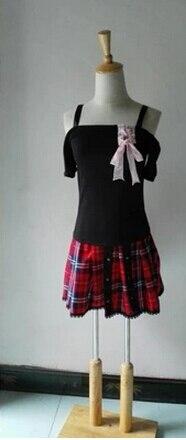 Free shipping Assassination Classroom Shiota Nagisa Girl  cosplay costume