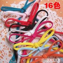 10pcs Summer solid color candy color multi-purpose fashion all-match pectoral girdle underwear belt shoulder strap