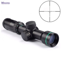 Tactical Optical Sight 2.5 7x28 Rangefinder Reticle Riflescope Optical Sight Air Rifle Scope Gun Airsoft Airgun Chasse Hunting