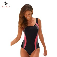 Ariel Sarah 2018 Hot Swimsuit Swimwear Women Sport One Piece Swimsuit Sexy Monokini Maillot De Bain Femme Bodysuit Swimwear Q051