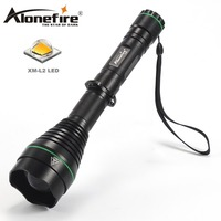 AloneFire X480 led flashlight tactical flashlight Cree XM L2 LED Waterproof for hunting