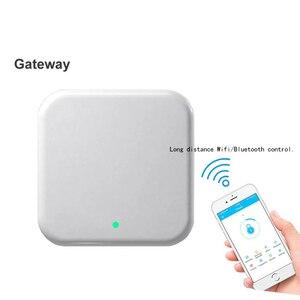 Image 1 - G2 Gateway TT Lock App pilot Bluetooth inteligentny elektroniczny zamek do drzwi pilot z USB interfejs zasilania adapter wifi