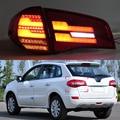 Car Styling LED Rear Lights Brake Reversing Turn Signal Lamp For Renault Koleos Samsung QM5 2009 2010 2011 2012 2013 2014 2015