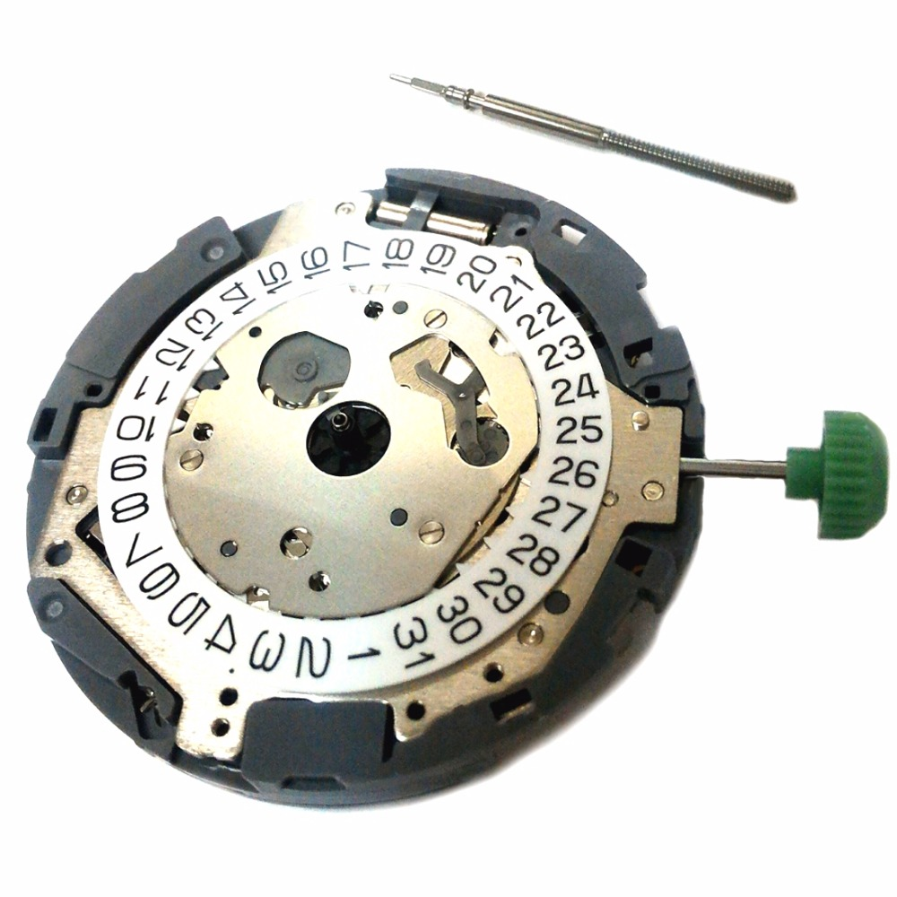 ice watch st rs s s 10 watch 0S10 Miyota Quartz Watch Movement Day At 4 Position Japan