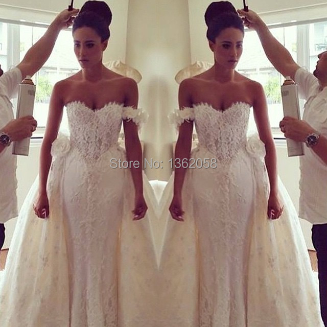 robe de mariee libanaise