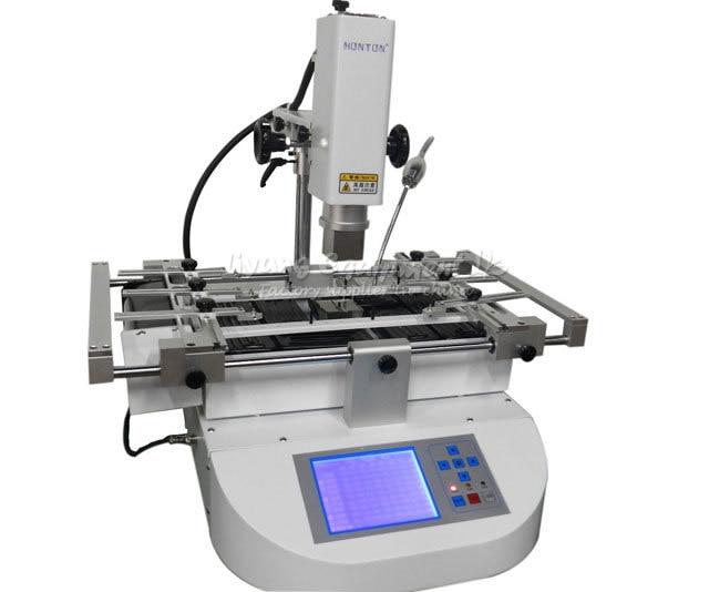 HT-R490 Infrared & hot air BGA rework station soldering machine, no tax to EU