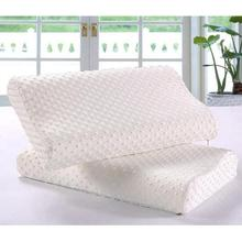 2019 Hot Soft Wave Fiber Foam Pillow Slow Rebound Memory Pillow Neck Head Cervical Health Care Orthopedic Pillow for Home