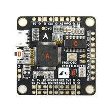 Matek F405-OSD BetaFlight STM32F405 Vol Contrôleur Intégré Dans le MENU OSD Onduleur Pour SBUS Entrée RC Multirotor Jouets Pièces