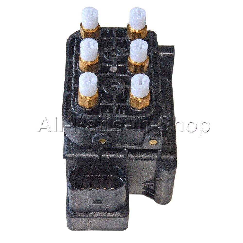AP01 nouveau bloc de soupape Suspension pneumatique alimentation pour Audi Allroad A6 (C6) Quattro A8 (D3) S8 (D3) 4F0616013 4Z7 616 013 4Z7616013 - 5