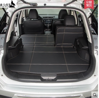 buy 2015 good mats special car trunk mats for nissan x trail 2015 durable. Black Bedroom Furniture Sets. Home Design Ideas