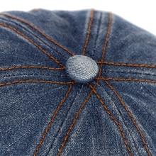 [AETRENDS] Novelty Cotton Denim Hats for Men or Women Baseball Cap Polo Caps Z-2217